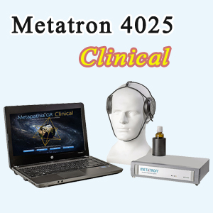 The Latest Metatron 4025 Clinical Health Analyer