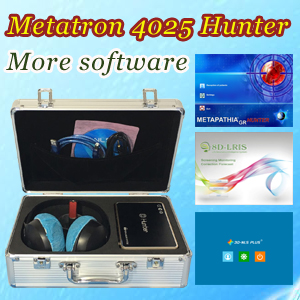 The New Metatron 4025 Hunter With More Software